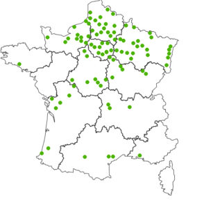 Nous intervenons sur toute la France